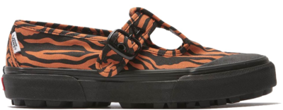 Vans Style 93 Ashley Williams (W) Orange/Black VN0A3XTJVTN1
