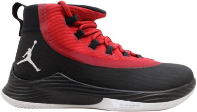 Jordan Air Jordan Ultra Fly 2 Black/White-Gym Red Black/White-Gym Red 897998-001
