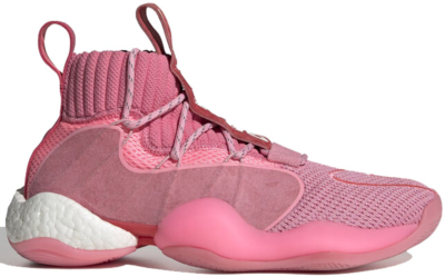 "adidas Crazy BYW PRD Pharrell ""Now is Her Time"" Pink Supplier Colour/Supplier Colour/Supplier Colour EG7723"