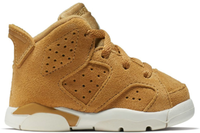 Jordan 6 Retro Wheat (TD) Golden Harvest/Golden Harvest-Sail 384667-705