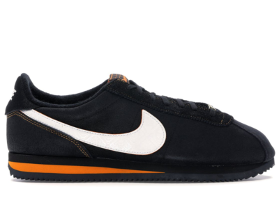 Nike Cortez Day of the Dead (2019) Black/White-Orange Blaze CT3731-001