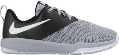 Nike Team Hustle D 7 Low Black Wolf Grey (GS) Black/Wolf Grey-White 834318-002