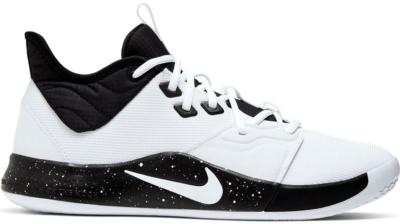 Nike PG 3 Team White Black White/Black-White CN9512-108