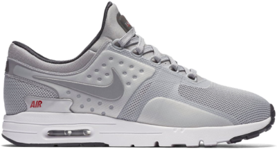 Nike Air Max Zero 'Silver Bullet' Silver 863700-002