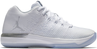 Jordan XXX1 Low White Pure Platinum White/Pure Platinum-Metallic Silver 897564-100