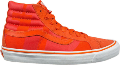 Vans Sk8-Hi Undefeated Safety Orange Safety Orange/White VN0A36C7PQ8