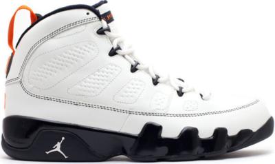 Jordan 9 Retro Oregon State (PE) Ivory White/Black/Desert Orange FA10-M-JORD-835-231792-Y3