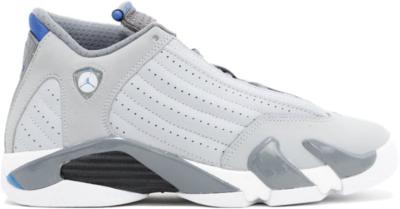 Jordan 14 Retro Sport Blue (GS) 487524-004