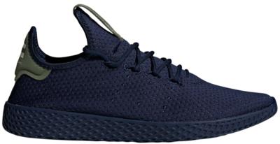 adidas Tennis Hu Pharrell College Navy Collegiate Navy/Collegiate Navy/Off White B41807