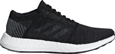 adidas Pure Boost Go Core Black Grey Five (W) Core Black/Grey Five/Grey Four B75665
