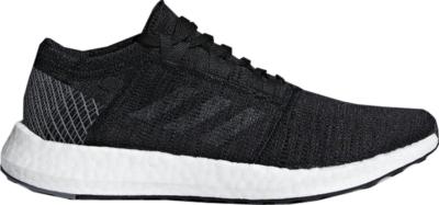 adidas Pure Boost Go Core Black Grey Five (W) B75665