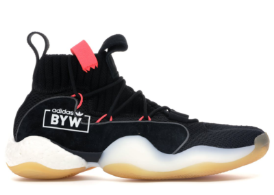 adidas Crazy BYW X Alphatype Core Black/Core Black/Flash Red B42240