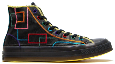 Converse Chuck Taylor All-Star 70s Hi Chinese New Year (2020) Black/Multi 167330C