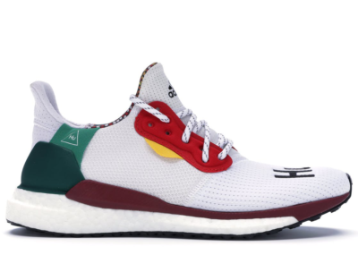 adidas Solar Hu Glide White (W) White/Red/Yellow CG6776