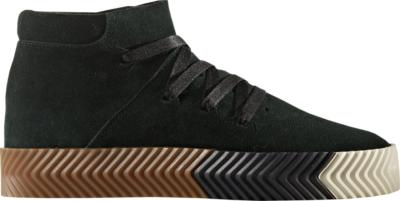 adidas Skate Mid Alexander Wang Green Night AC6851