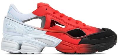 adidas Replicant Ozweego Raf Simons Halo Blue Red EE7933