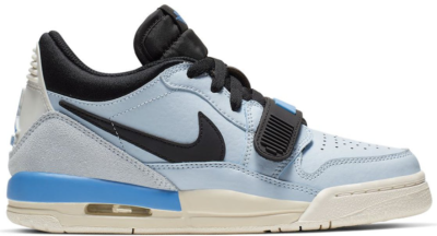 Jordan Legacy 312 Low Psychic Blue (GS) Psychic Blue/Black-Sail-Black-Sport Royal CD9054-400