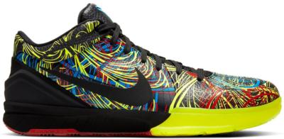 Nike Kobe 4 Protro Wizenard Multi-Color/Black-Volt CV3469-001