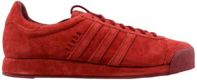 adidas Samoa Vintage Pigskin Suede Mystery Red B39016