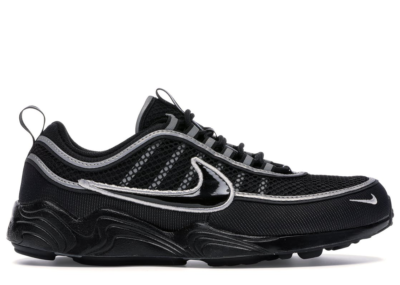 Nike Air Zoom Spiridon Black Wolf Grey 926955-008