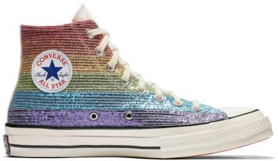 Converse Chuck Taylor All-Star 70s High Miley Cyrus Pride 2018 (W) Multi-Color 162250C