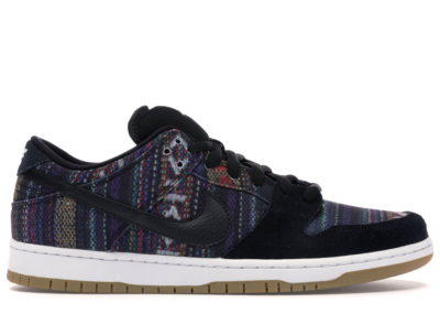 Nike Dunk SB Low Hackey Sack Multi-Color/Black-White 504750-901