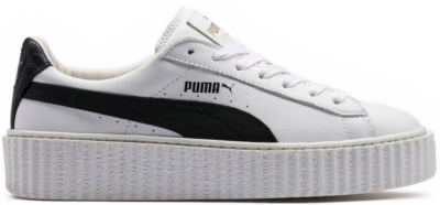 Puma Creeper Rihanna Fenty Leather White Puma White/Puma Black-Puma White 364640-01