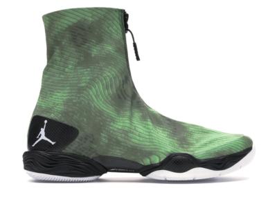 Jordan XX8 Green Camo 584832-301