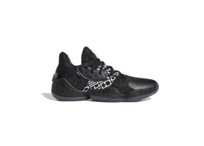 adidas Harden Vol. 4 Black White EH2410