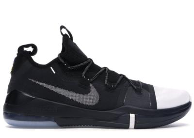 Nike Kobe AD Black Toe Black/Black-White AR5515-002