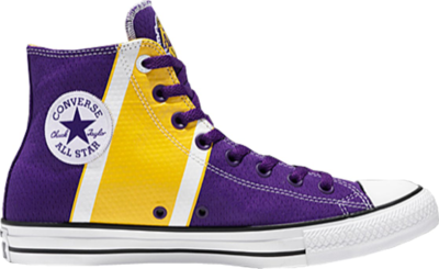 Converse Chuck Taylor All-Star 70s Hi Franchise Los Angeles Lakers (GS) Purple/Gold 659415C