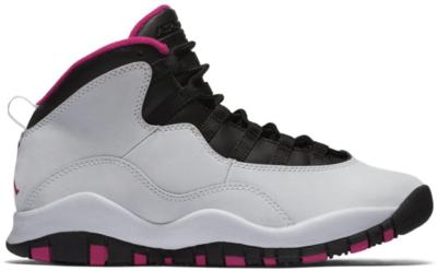 Jordan 10 Retro Vivid Pink (GS) 487211-008