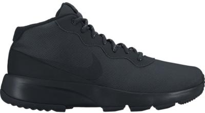 Nike Tanjun Chukka Water Resistant Black Black/Black-Anthracite 858655-001