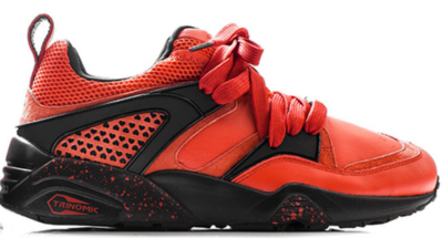 Puma Blaze Of Glory RISE New York is for Lovers High Risk Red/Black 361323-01