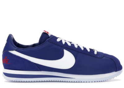 Nike Cortez Los Angeles Blue Deep Royal Blue/White-Metallic Silver-University Red CI9873-400