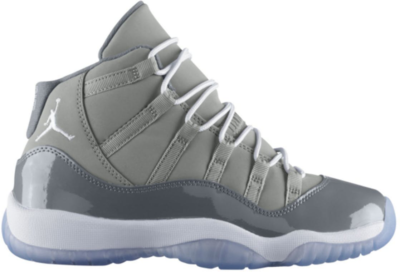 Jordan 11 Retro Cool Grey 2010 (GS) 378038-001