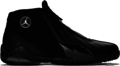 Jordan Air Jordan Cover 23 Black Black/Silver-Blue 395323-001