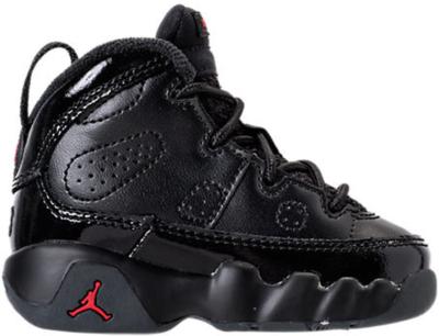 Jordan 9 Retro Bred Patent (TD) Black/University Red-Anthracite 401812-014