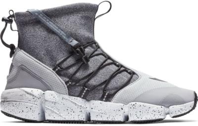 Nike Air Footscape Mid Utility DM Wolf Grey Wolf Grey/Cool Grey-Pure Platinum-Black AH8689-002