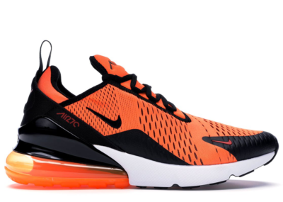 Nike Air Max 270 Total Orange Black BV2517-800