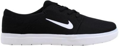 Nike SB Portmore Ultralight M Black Black/White-Black 725041-013