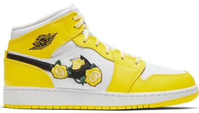 Jordan 1 Mid Yellow AV5174-700