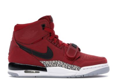 Jordan Legacy 312 Toro (GS) Varsity Red/Black-White AT4040-601