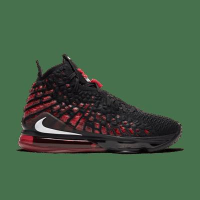 Nike LeBron 17 Black BQ3177-006