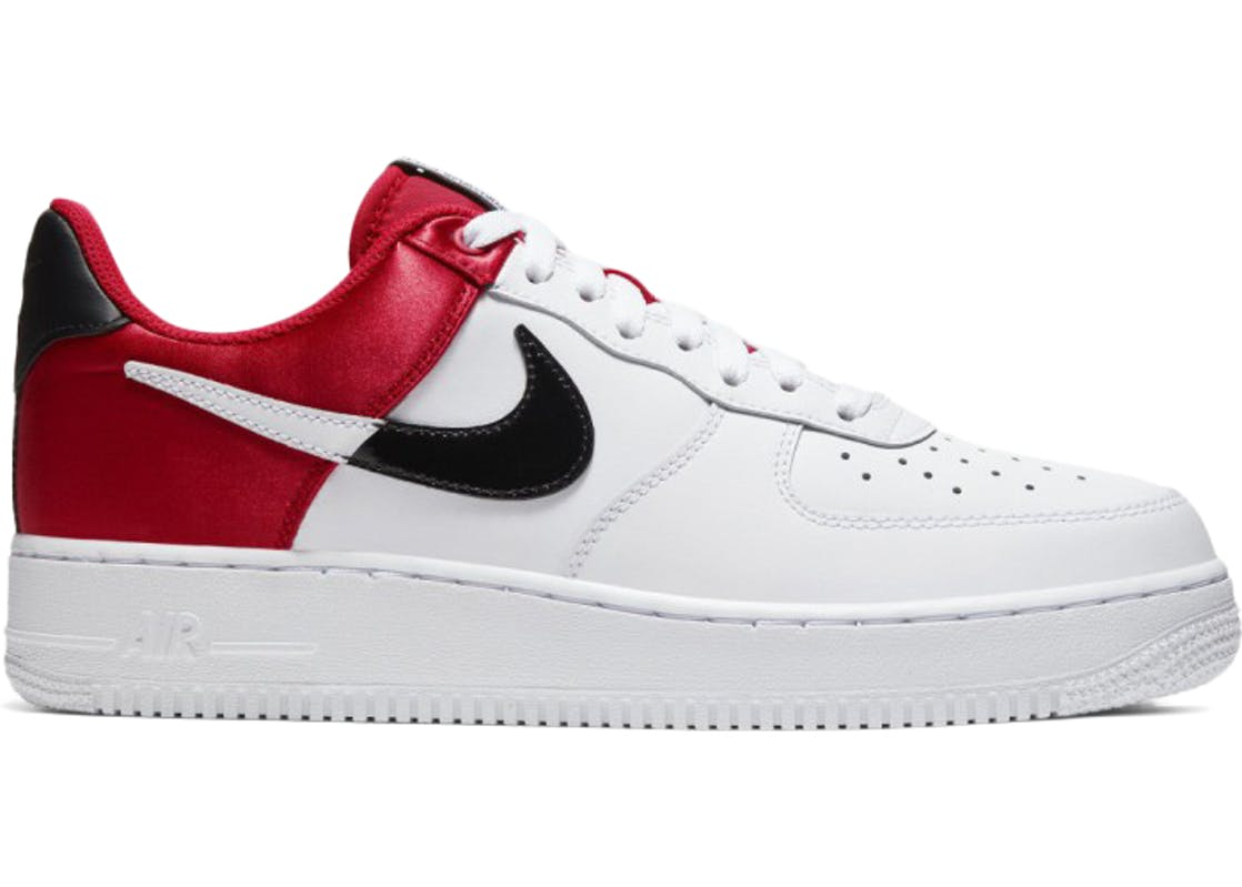 Nike Air Force 1 NBA Red BQ4420-600