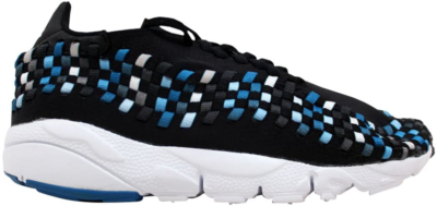 Nike Air Footscape Woven NM Black/Blue Jay-White 875797-005