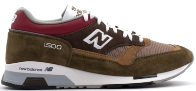 New Balance 1500 Brown Burgundy Brown/Burgundy M1500GBG