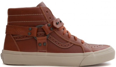 Vans Sk8-Hi Engineer Taka Hayashi Brown Brown VN00019X7X8