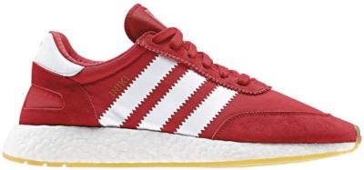 adidas Iniki Runner Red White Gum Core Red/Footwear White/Gum 3 BY9728