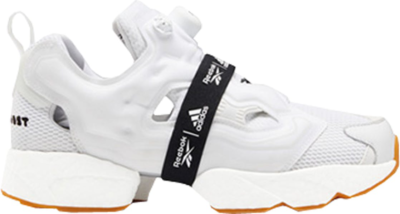 Reebok InstaPump Fury Boost Schoenen White / Black / Reebok Rubber Gum-06 FU9238